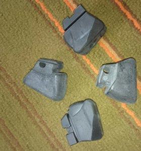 Тормозные колодки для роликов