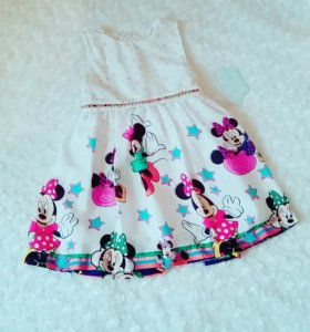 Платье для девочек новое