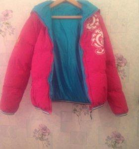 Продам двухстороннюю куртку