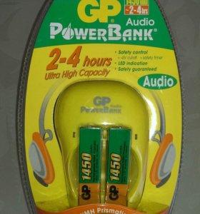Аккумуляторы с зарядкой