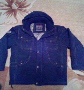 Куртка демисезонная мужская 46-48