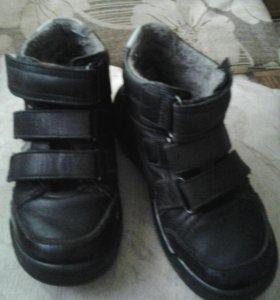 Ботинки на весну 32