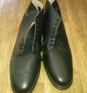 Туфли офицерские новые