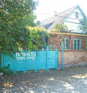Одноэтажный дом 62 кв. м. на участке 8,6 соток