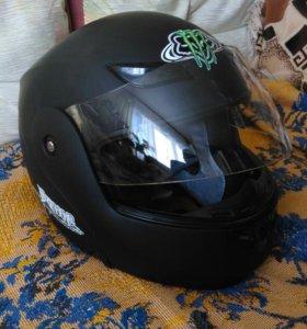 Шлем модуляр (матовый)