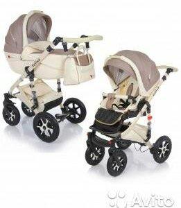 Детская коляска модульная 2 в 1, и 3 в 1 Felisa