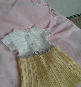 Платье -боди
