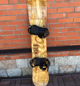 Сноуборд Ride,Ботинки К2,Крепления Nitro