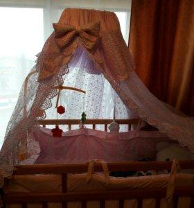 Набор на кроватку