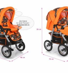 Детская коляска трансформер Jetem Donato