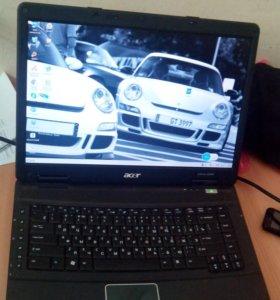 Ноутбук acer extensa 5630z