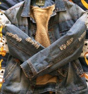 Куртка мужская 42-44 весна