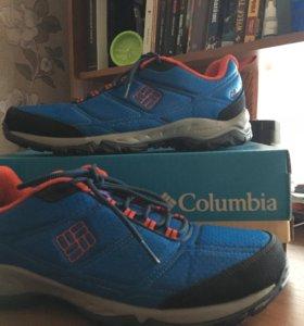 Весенние Ботинки Columbia