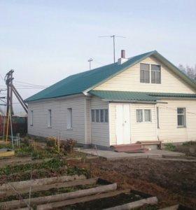 Дом в Белоярске 80 кв.м на участке 6.1 сотке