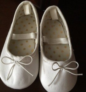 Туфельки детские 18-19 H&M