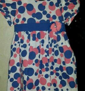 Платье на 2-3 годика.
