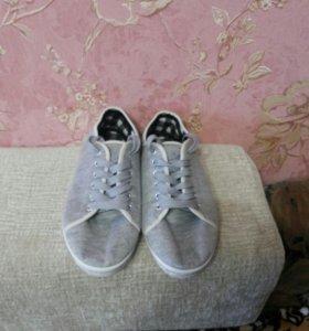 Кеды-кроссовки женские
