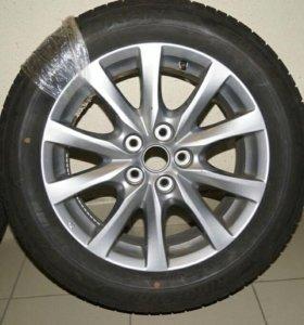 Комплект колес R17 на оригин. литых дисках Mazda 6