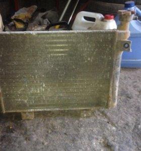 Радиатор ваз 2101-2107