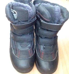 Зимний ботинки 22см
