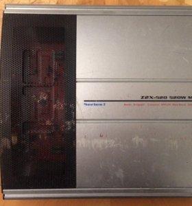 SPL Soundstream Z2X-520