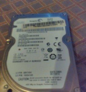 Жесткий диск (500Gb)