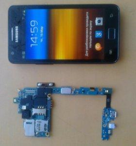 Телефон galaxy s2 и s2+
