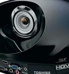 Мультимедийный проектор Toshiba TDP ET20