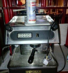 Кофемашина ехровар