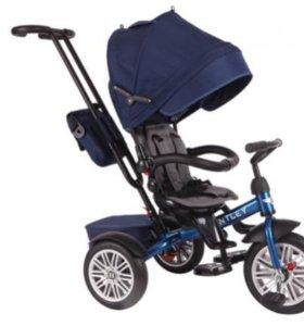 Детский трехколесный велосипед Bentley