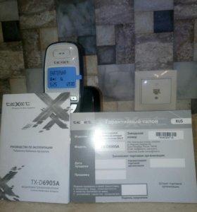 Беснуровой телефонный аппарат TX-D6905A