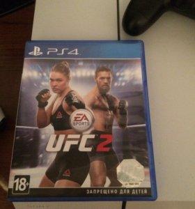 UFC2 для PS4