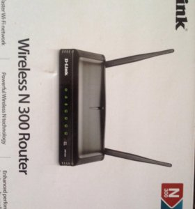 Router D-Link Wireless N 300
