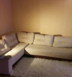 Большая 2-комнатная кв-ра в Шепси