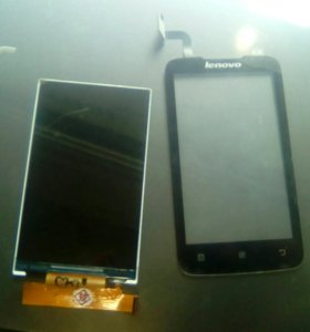 Lsd touch screen lenovo a 316i