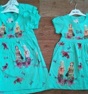 Новые платья.Турция