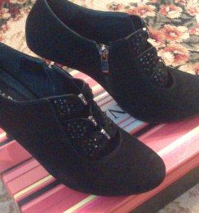 П/ботинки женские