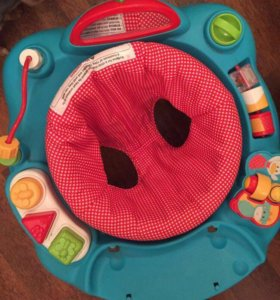 Игровой развивающий центр со встроенными игрушками