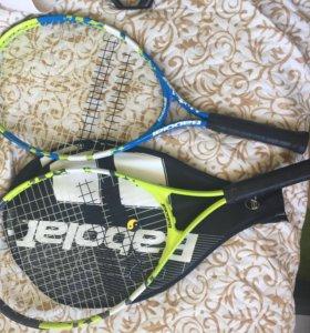 Профессиональные теннисные ракетки