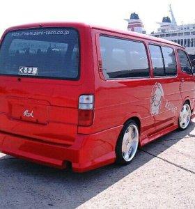 Японский обвес на хайс 106 кузов