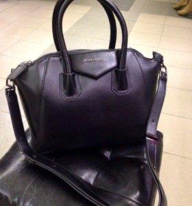 Новая сумка Givenchy натуральная кожа