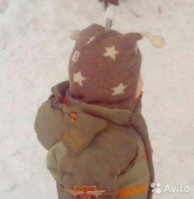 Шлем киват kivat  зимний 1