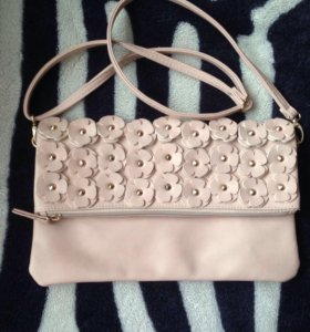 Новый клатч сумка