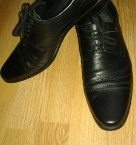 Мужские ботинки не ношеные