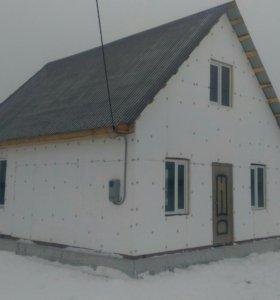 Продам дом ( незавершенное строительство)