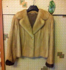 Пиджак норковый
