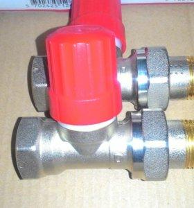 Клапан терморегулятора