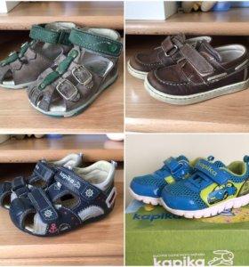 Обувь для мальчика 19, 21 размер