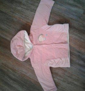 Вельветовая курточка