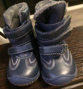 Ботинки детские ( весна, осень)